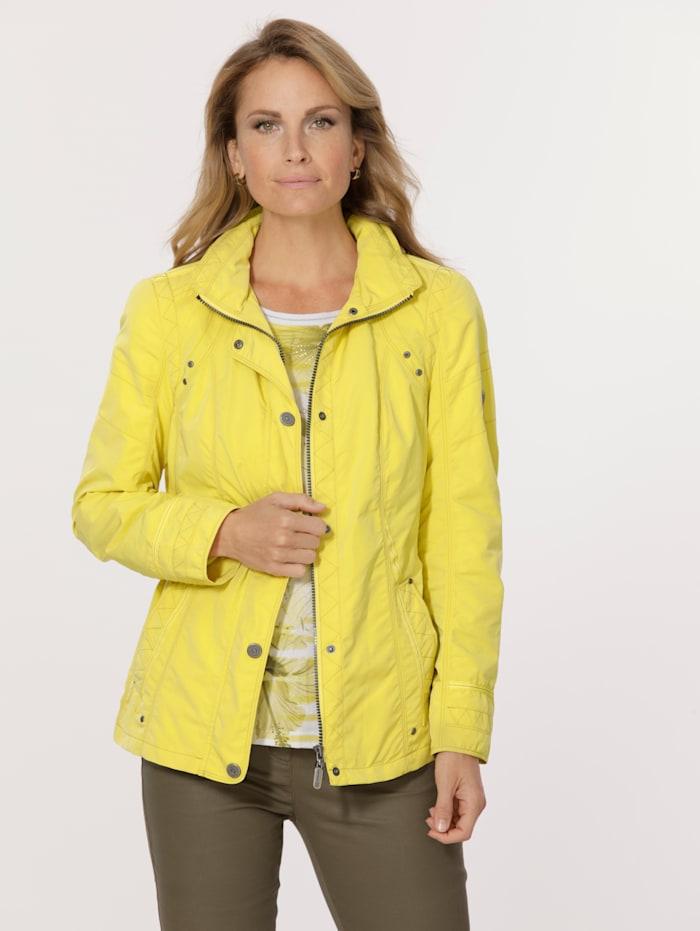 Barbara Lebek Jacket, Light Yellow