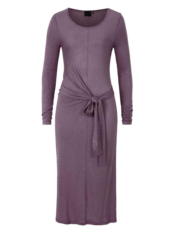 REKEN MAAR Kleid, Violett