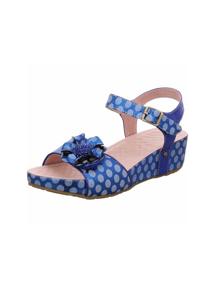 Laura Vita Sandalen/Sandaletten, blau