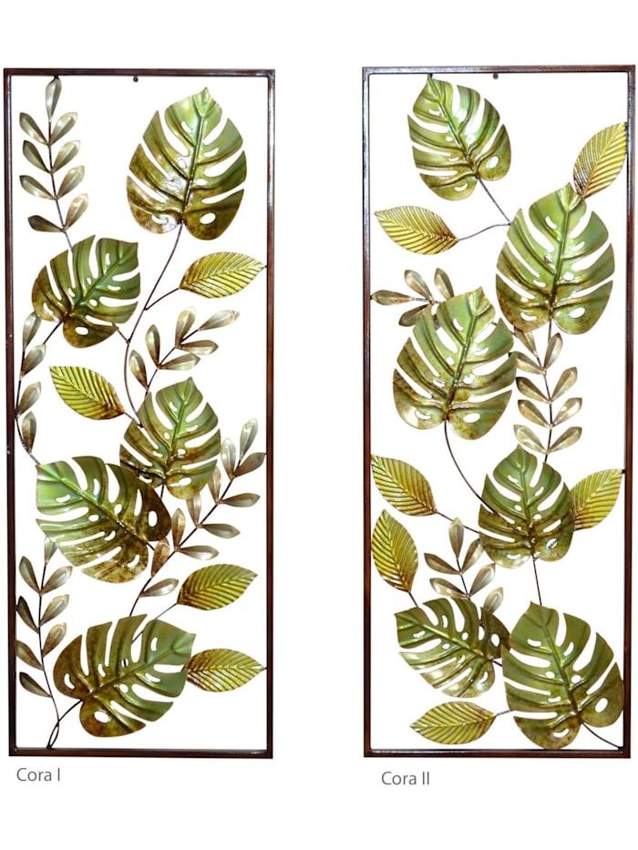 Möbel-Direkt-Online Wanddekoration Cora II, grün