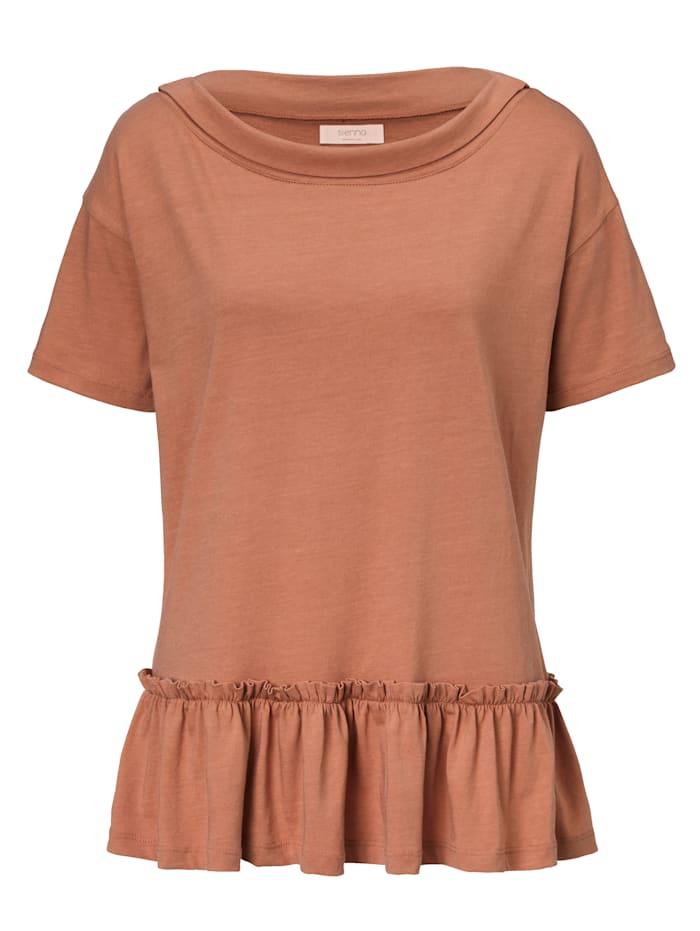 SIENNA Shirt, Terracotta