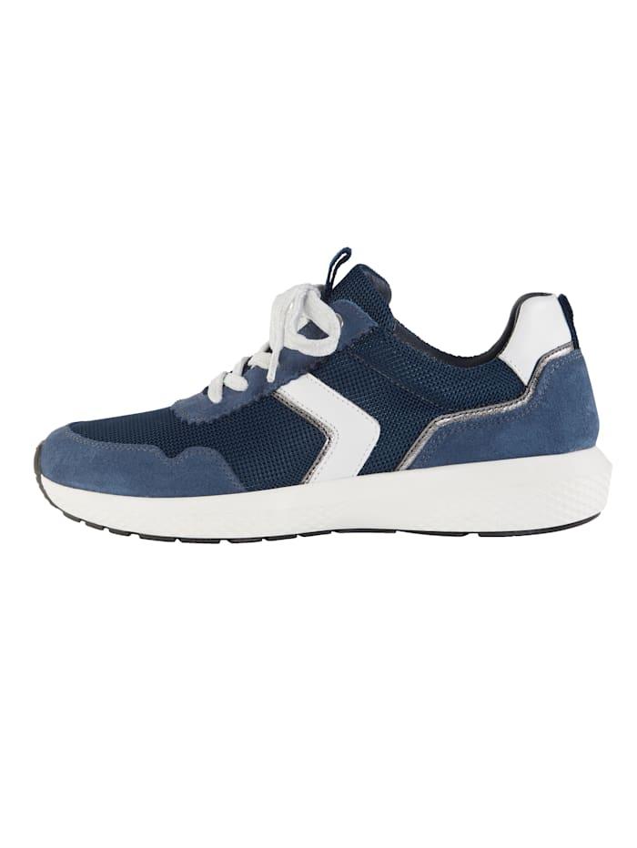 Sneakers à élément amortissant les chocs