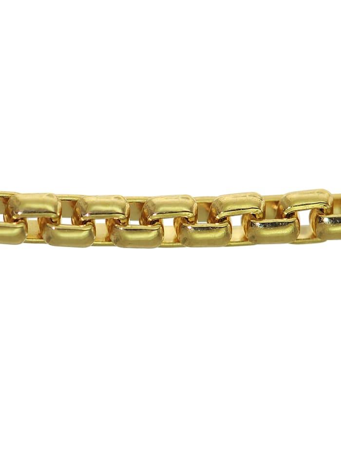 Halskette für Anhänger 585 Gold 14 Karat Venezia Breite 2,0 mm