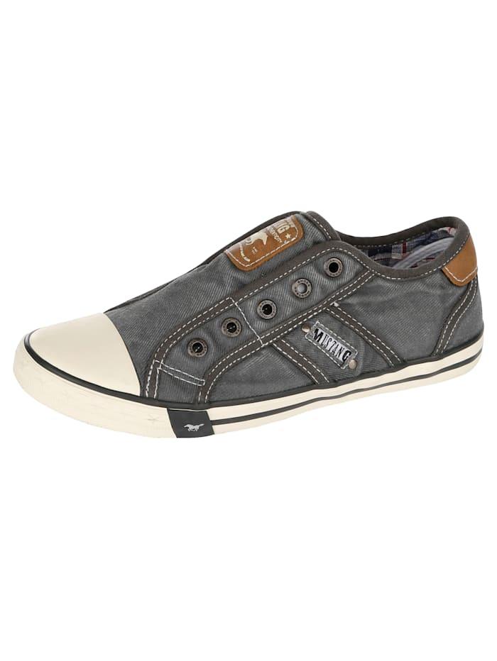 Sneakers à l'allure tendance