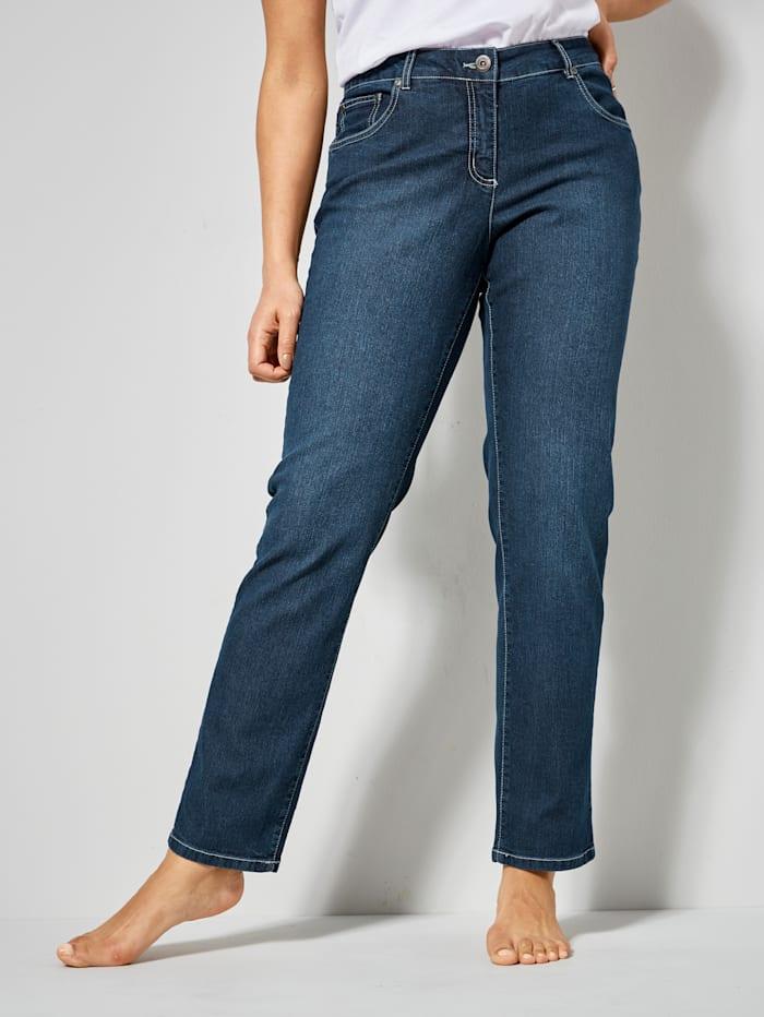 Dollywood Jeans EMMA Slim Fit, Dunkelblau