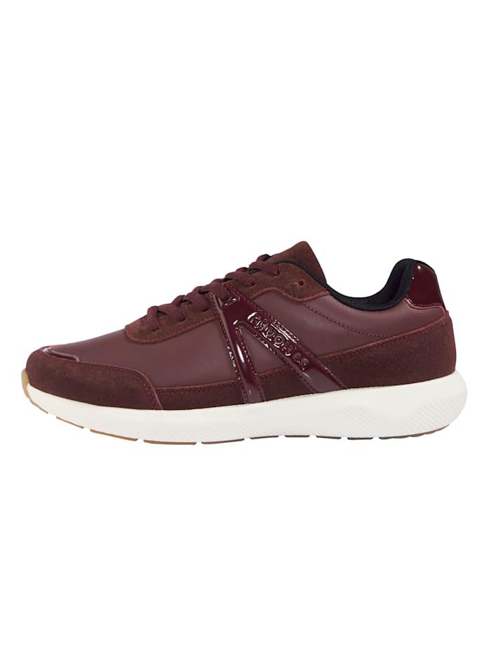 Sneakers à semelle intermédiaire 3 couches