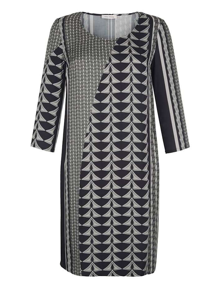 Kleid aus edler Viskose-Ware