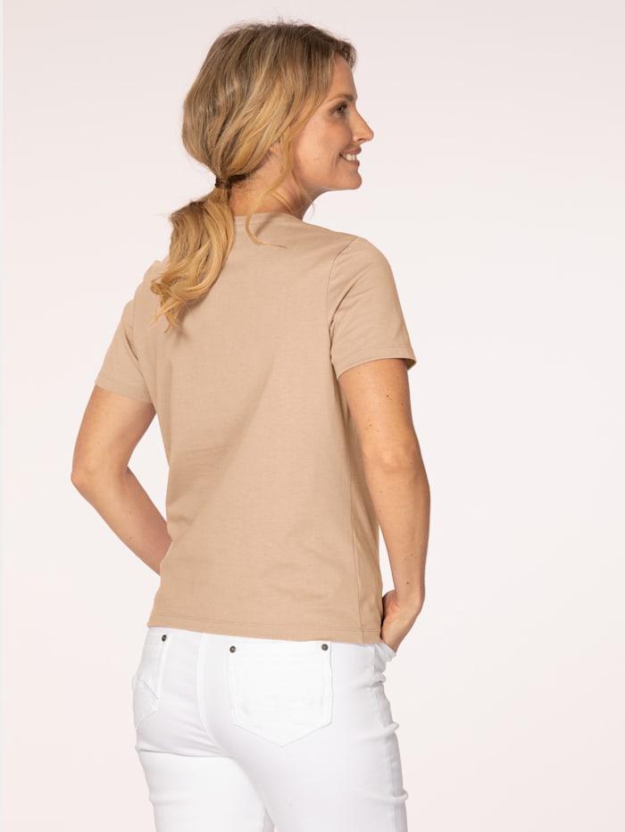 Shirt aus Cotton made in Africa