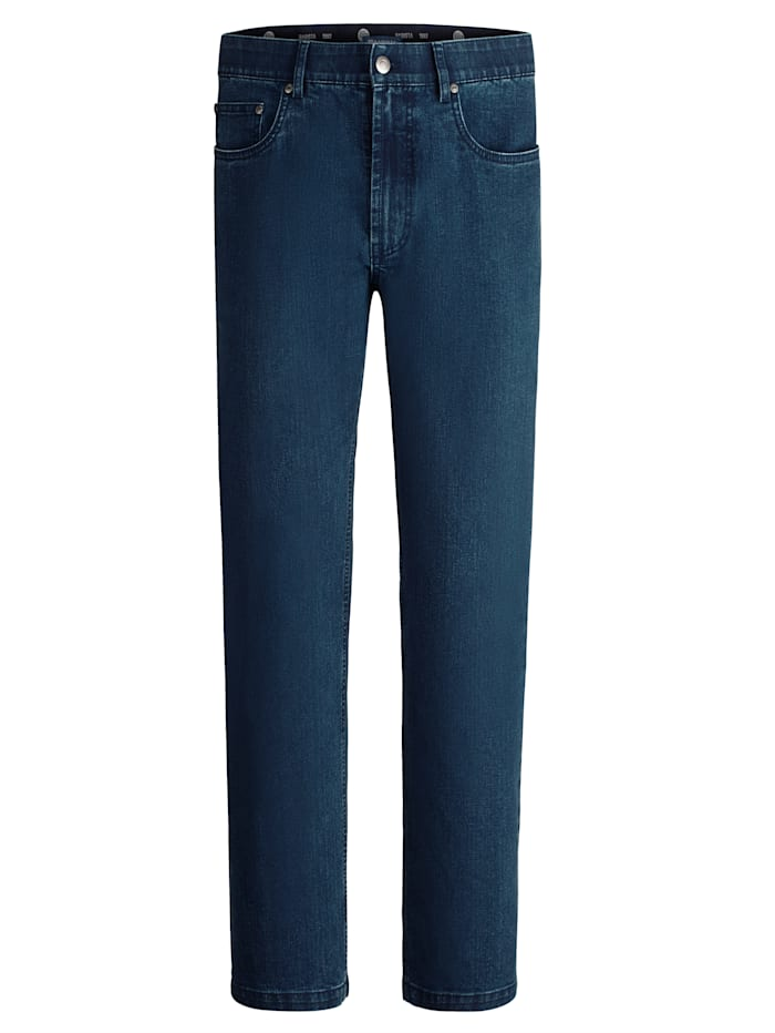 BABISTA Jeans met comfortabele band, Blauw