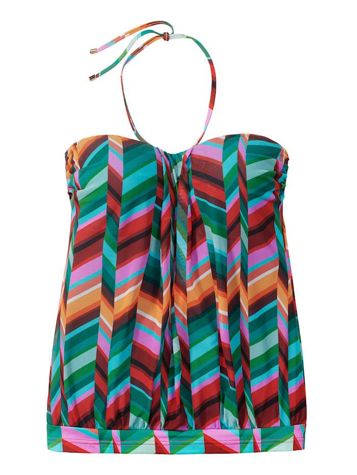 Cyell Tankini-Top, Multicolor