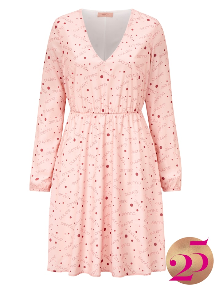 SIENNA Kleid, Jubiläumskollektion, Rosé