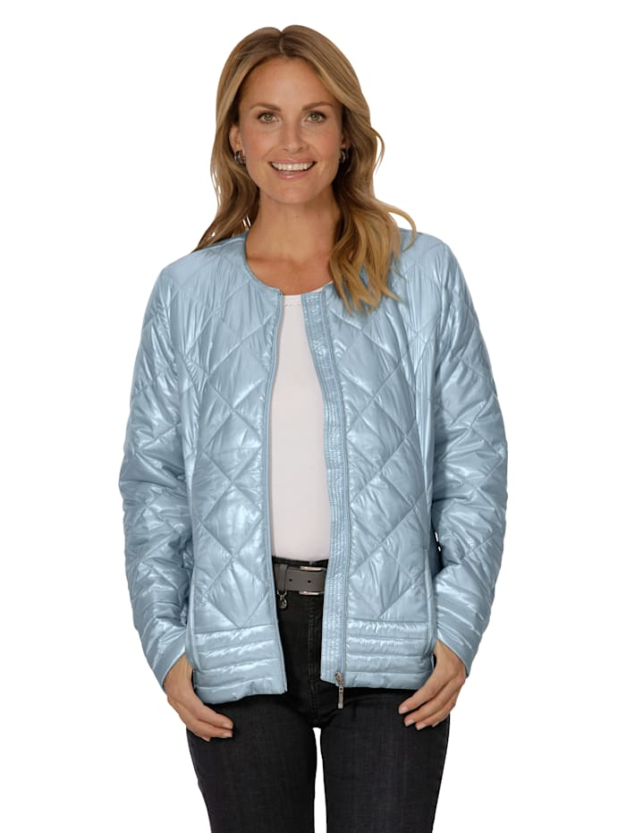 Quilted jacket in a classic cut