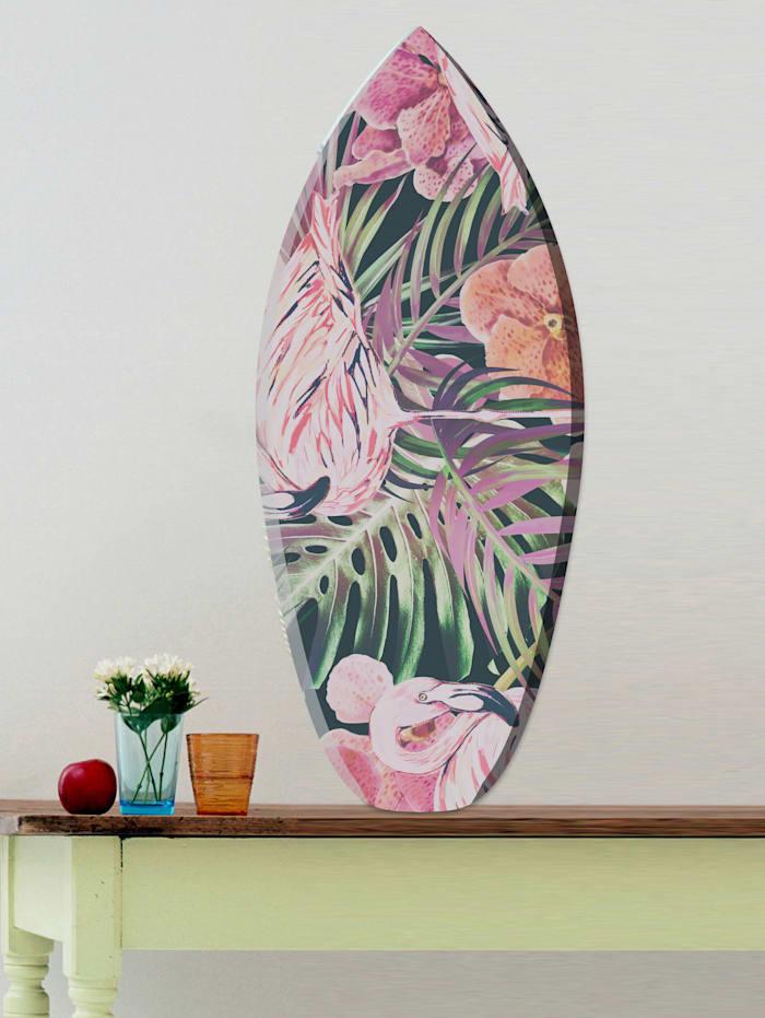 Deko-Surfbrett