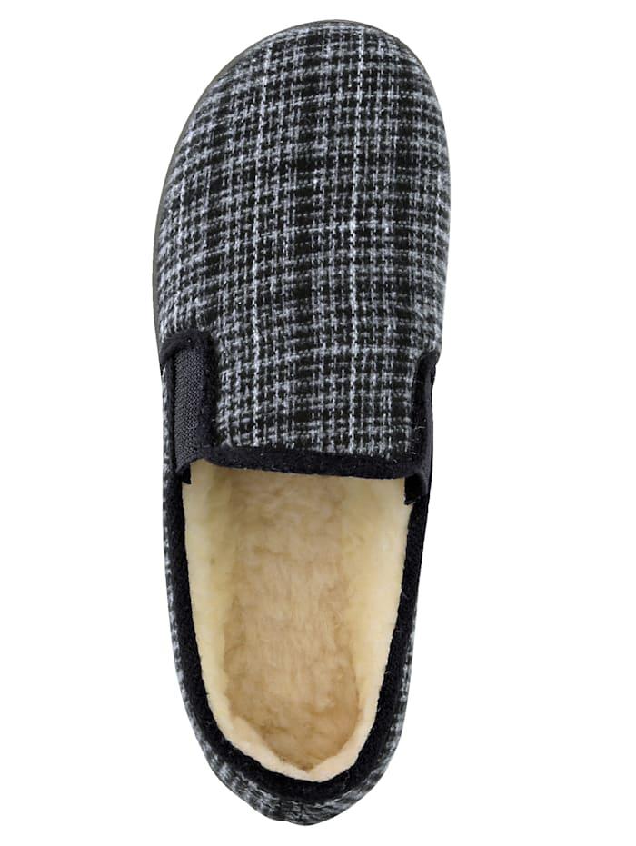 Chaussures d'intérieur homme