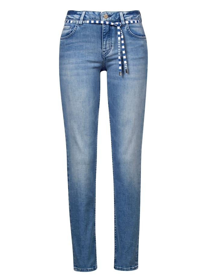 Rosner Jeans im Boyfriend-Style, Hellblau