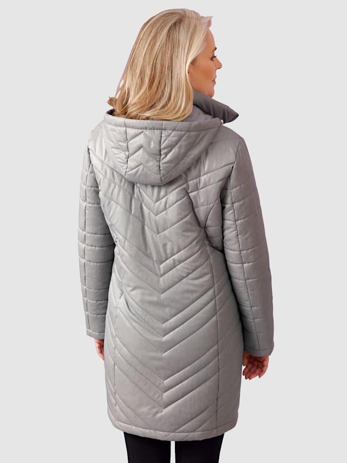 Kabát melanž kvalita