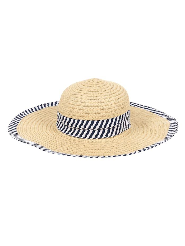 SIENNA Hut, Blau-weiß