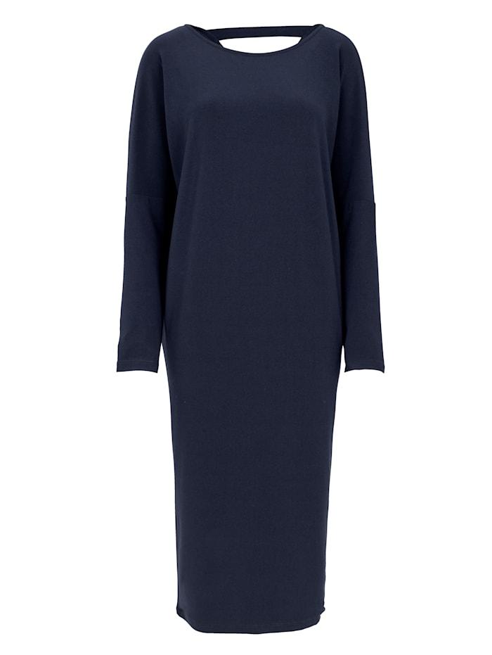 Jerseykleid mit elegantem Rückenausschnitt