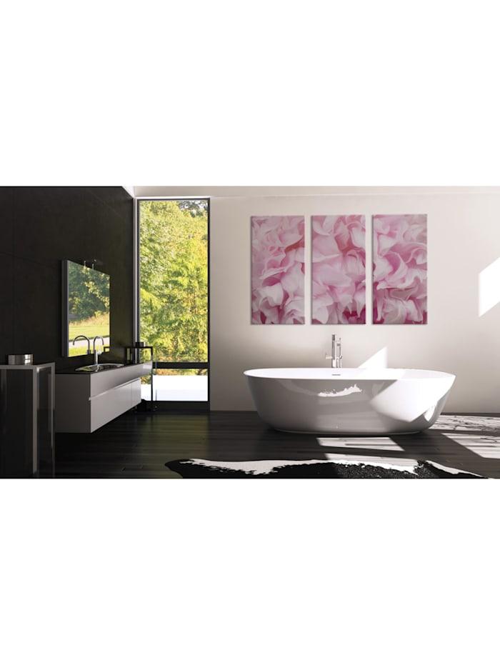 Wandbild Azalee in rosa