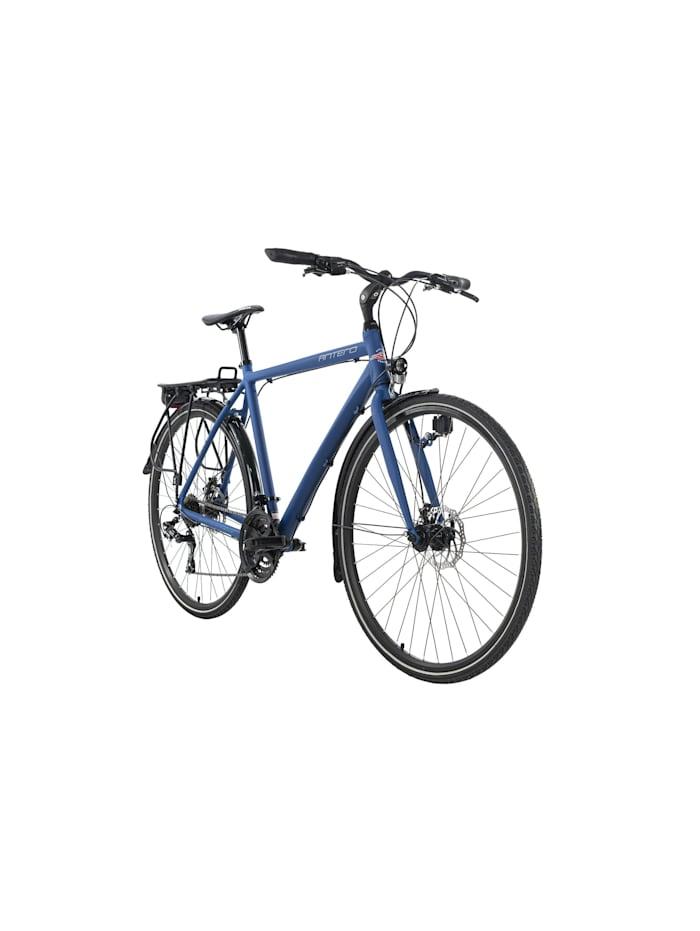 KS Cycling Tekkingrad Herren 28'' Antero Aluminiumrahmen, blau
