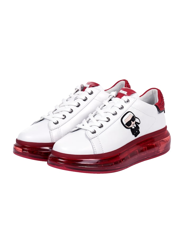 Karl Lagerfeld Sneaker, Weiß