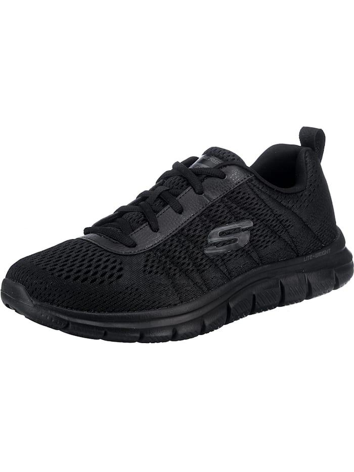 Skechers Track Moulton Sneakers Low, schwarz