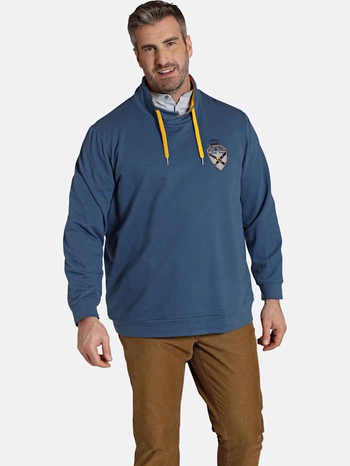 Charles Colby Charles Colby Sweatshirt EARL ANEIRA, petrol