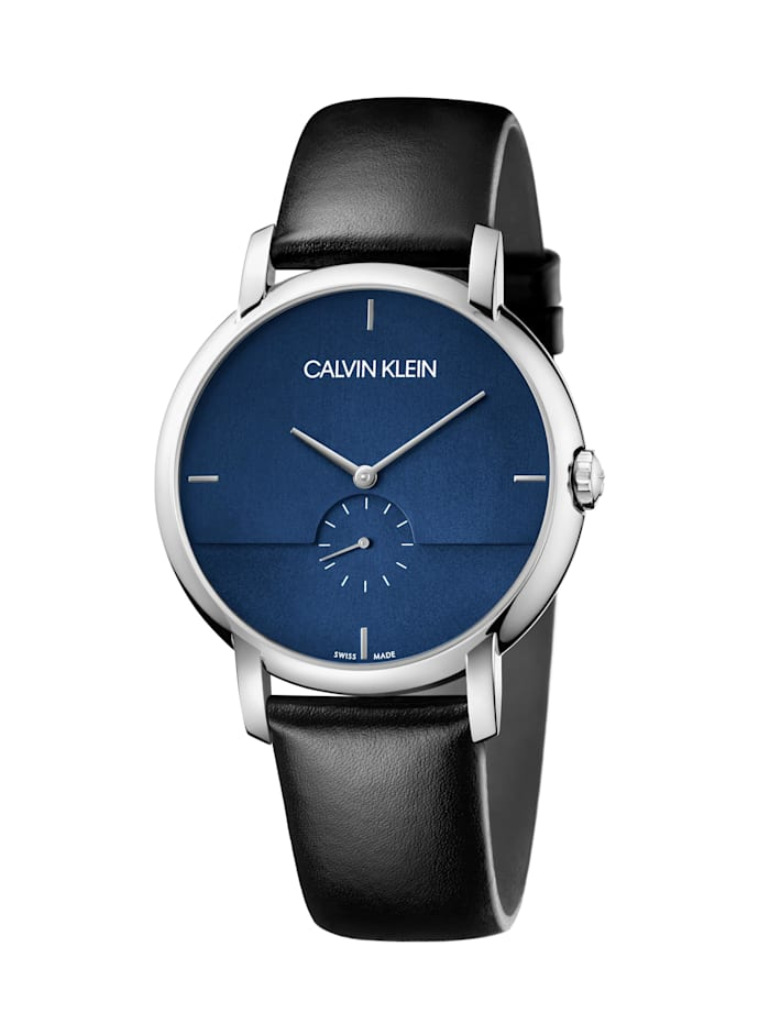 Calvin Klein Quarzuhr K9H2X1CN, blau