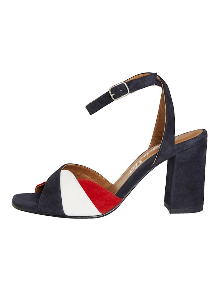 Sandaaltje in trendy kleuren