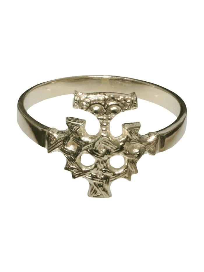 Ring - Hiddensee - Gold 333/000 - ohne Stein