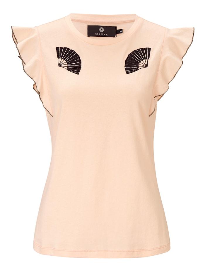 SIENNA Shirt, Nude