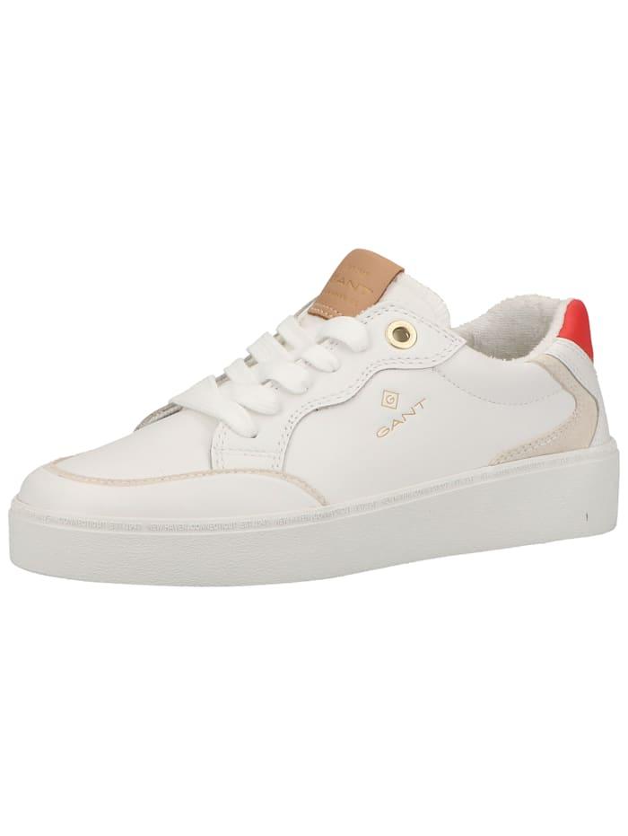 GANT GANT Sneaker, Weiß/Rot