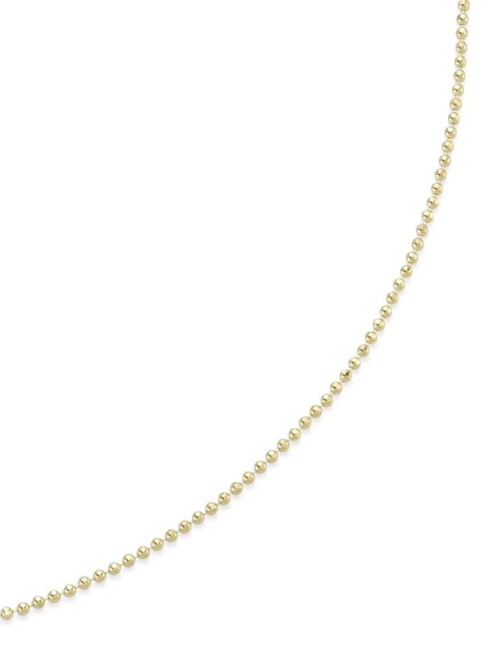 Luigi Merano Kugelkette diamantiert, Gelb