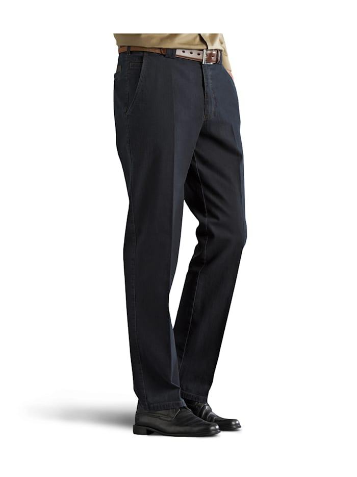 Meyer Hosen Herren Jeans ROMA, dunkelblau