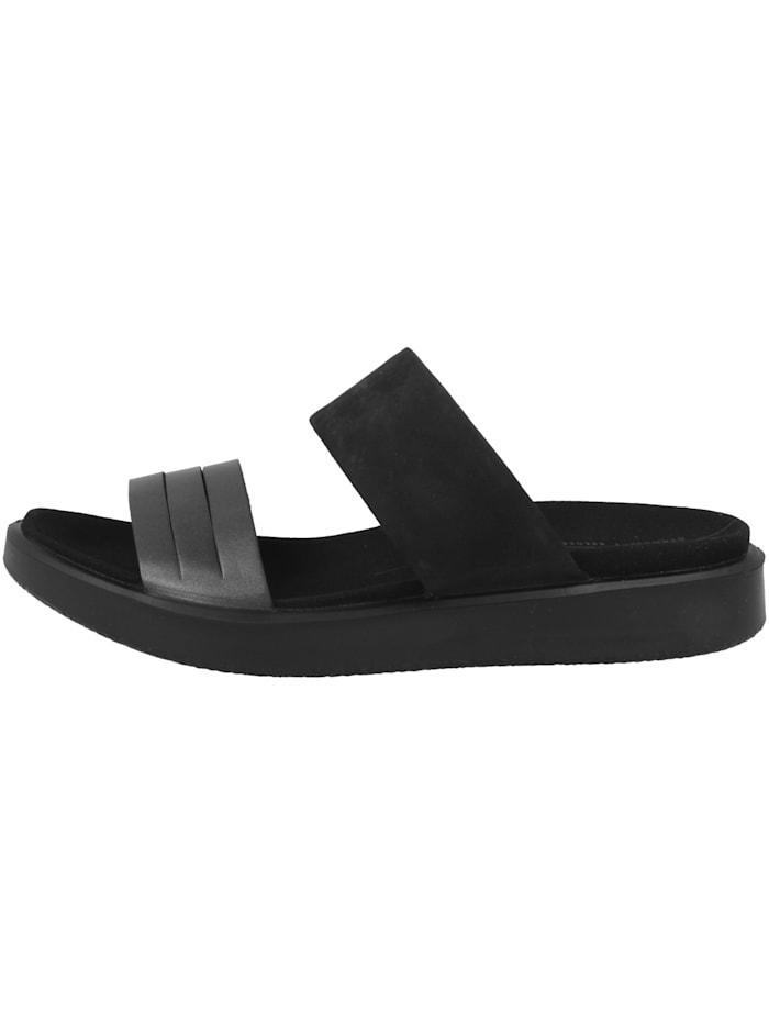 Ecco Sandale Flowt W, schwarz