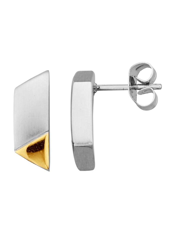 Magnetic Balance Oorstekers, Zilverkleur