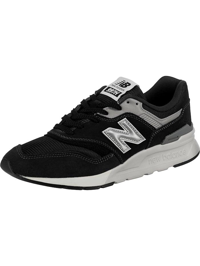 New Balance 997 Sneakers Low, schwarz