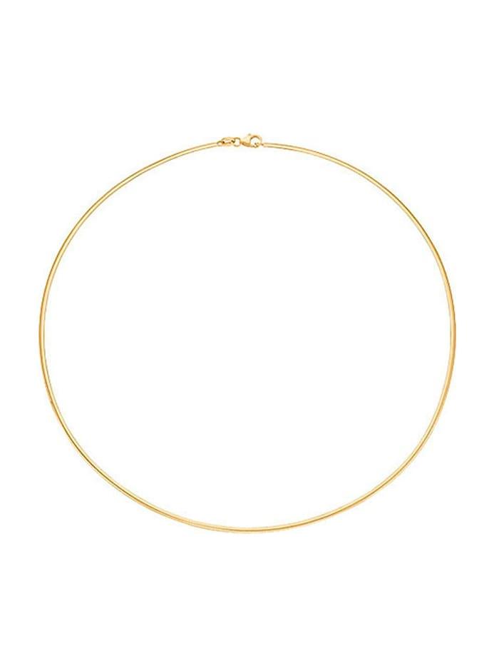 CHRIST GOLD CHRIST Gold Damen-Halsreif 375er Gelbgold, gold