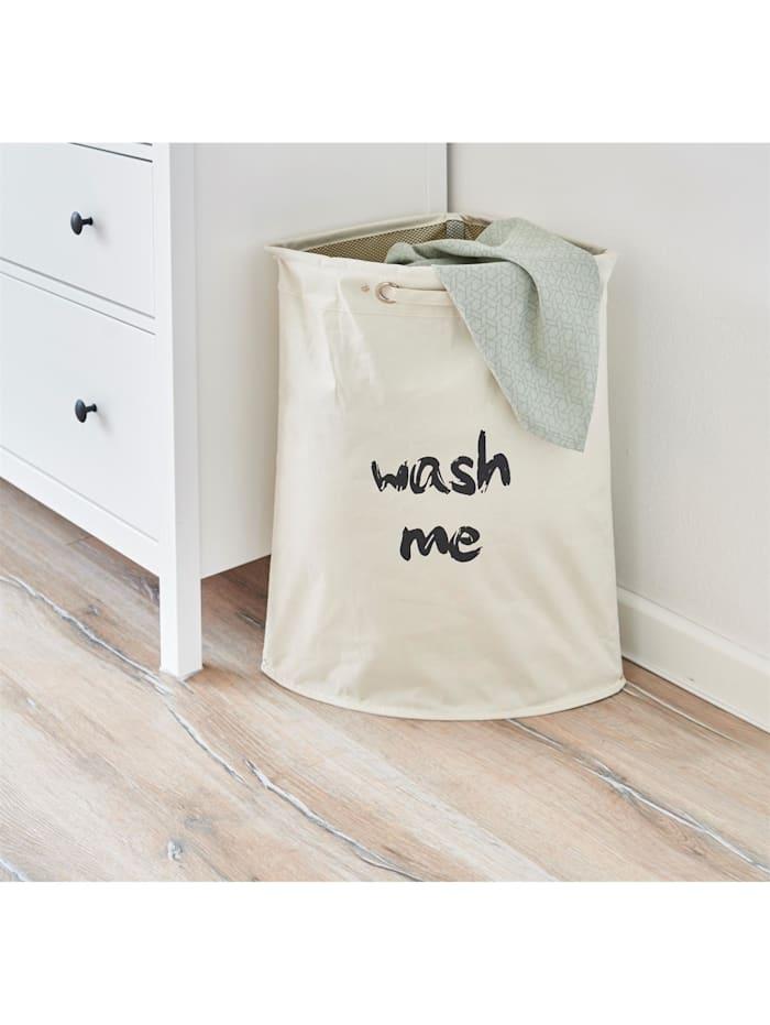 Eck-Wäschesammler Wash me