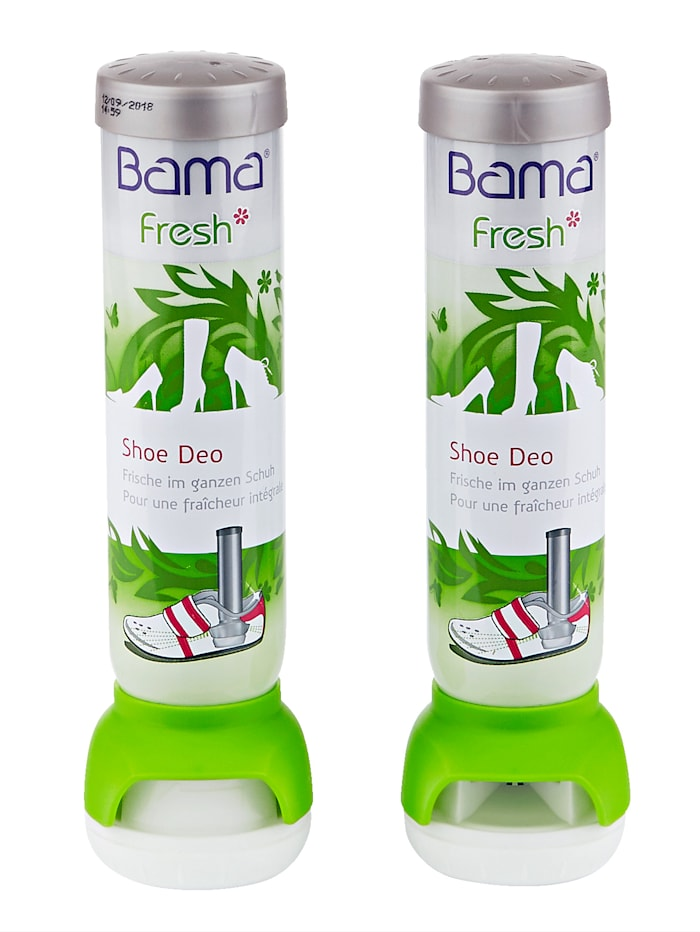 Bama Deodorant - sprej na obuv, Bezbarevná