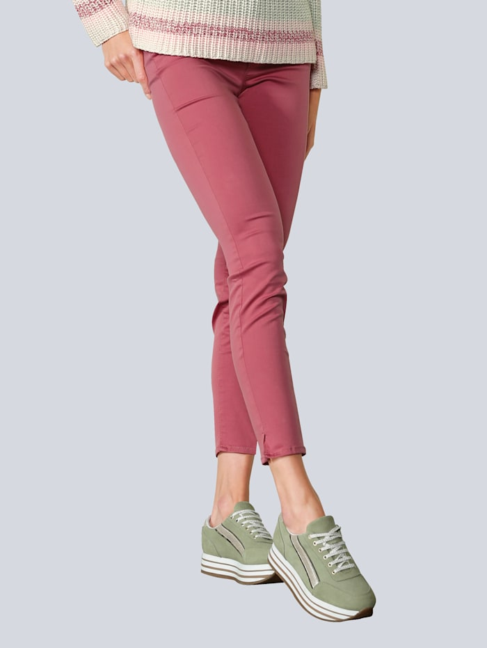 BRAX Jeans 'Shakira S' in modischer Form, Beere