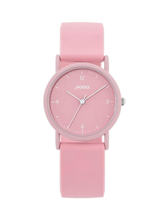 POOLS Armbanduhren, Rosé