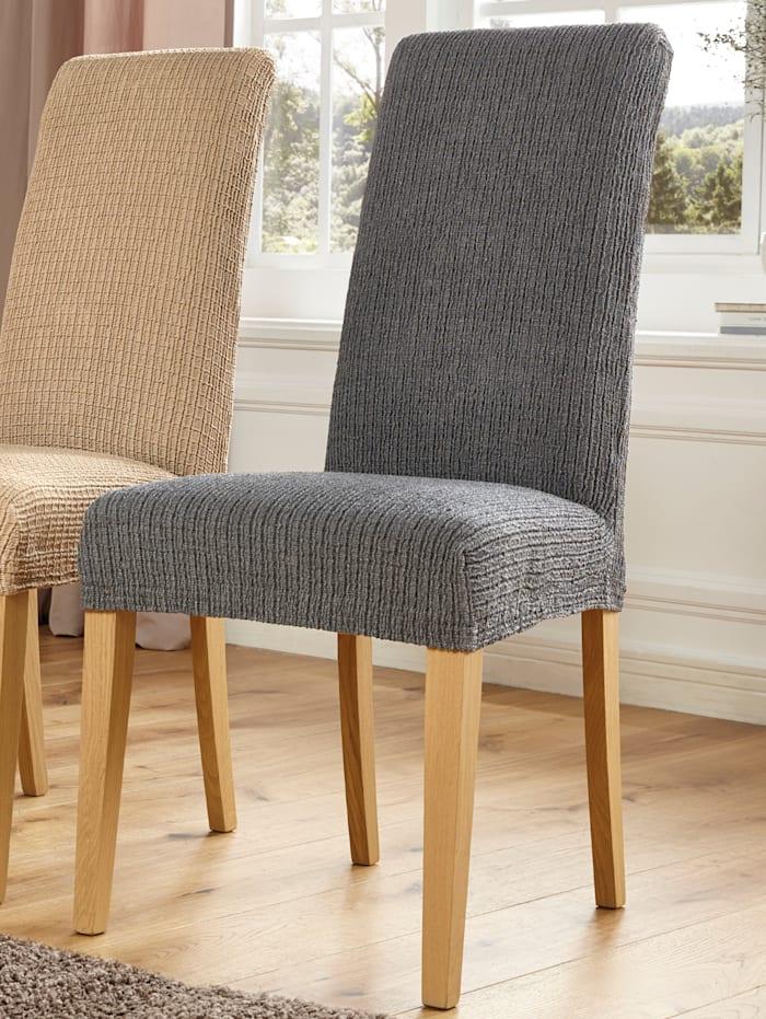 Webschatz Möbelöverdrag, Antracitgrå