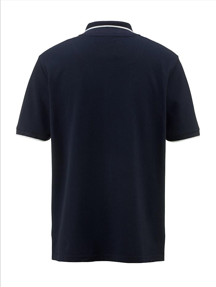 Poloshirt mit dezenten Details
