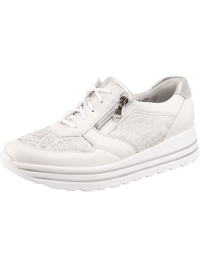 Waldläufer H-lana-soft Sneakers Low, weiß-kombi