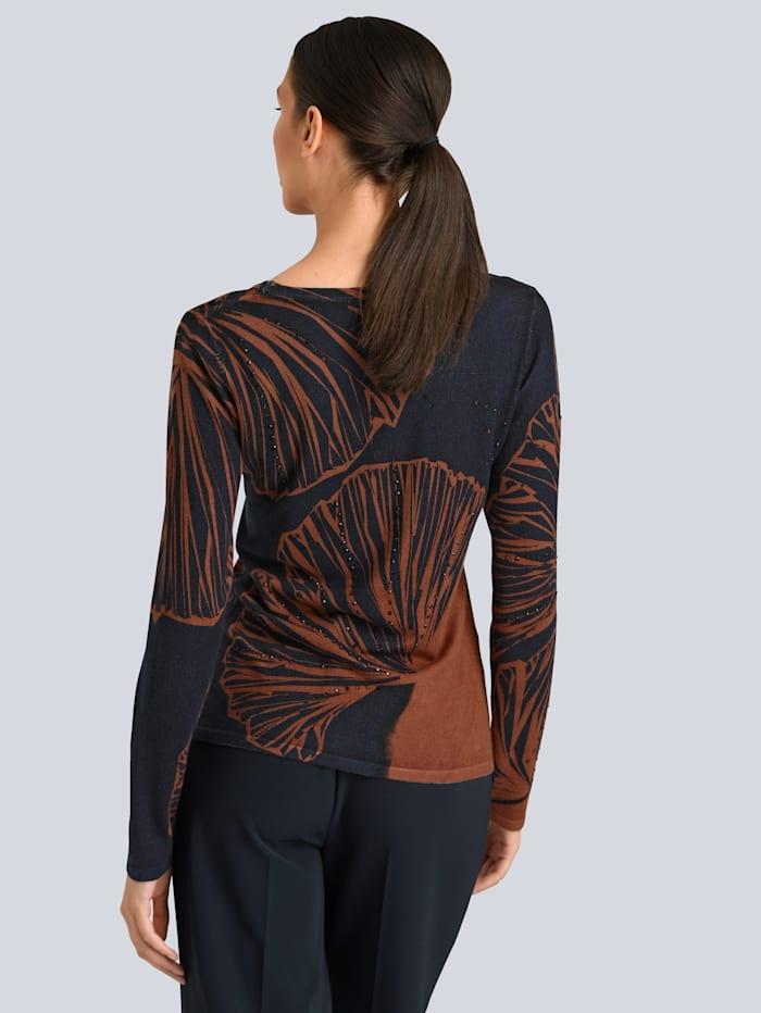 Pulovr s exkluzivním designem Alba Moda