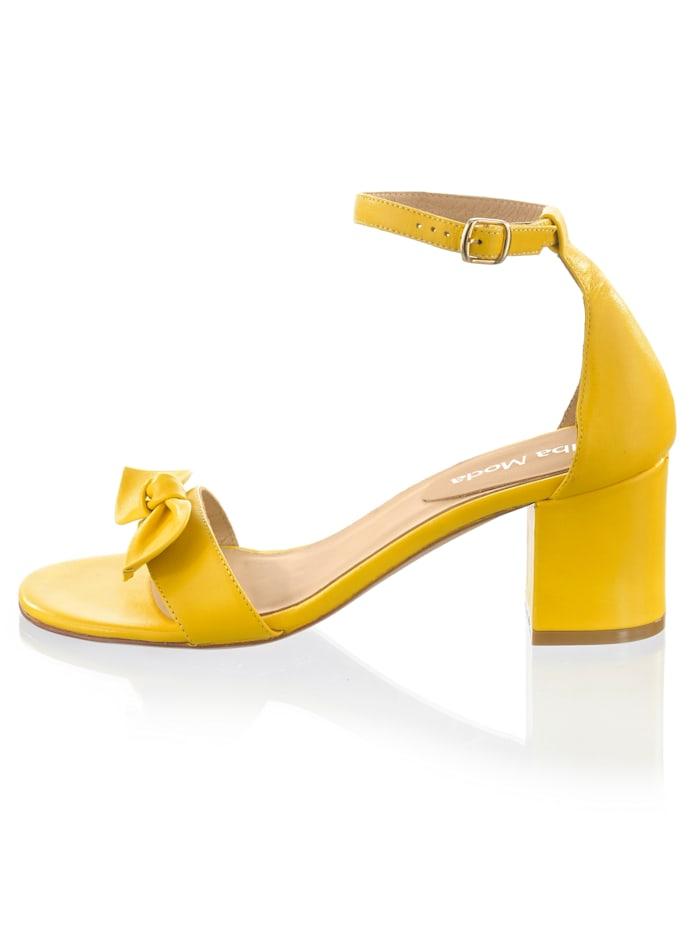 Sandaler av geitenappa