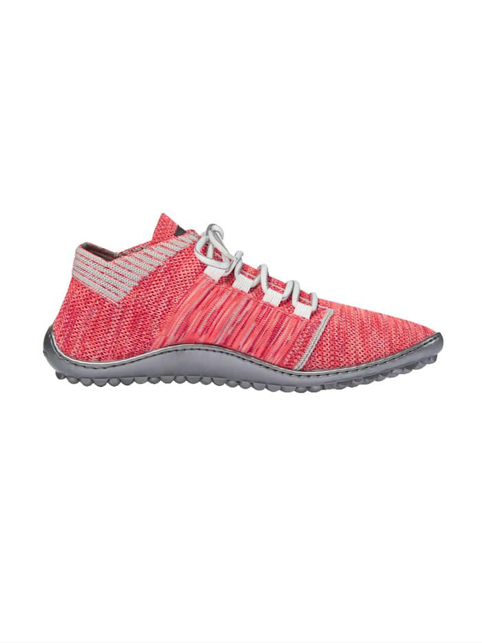 Leguano Beat rose Chaussures 'pieds nus'