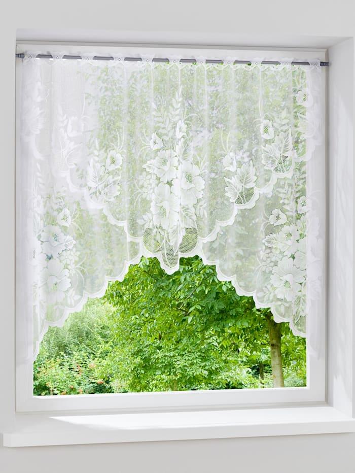 Kleinfenstergardine 'Agi'