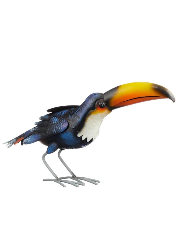 HTI-Living Dekofigur Vogel Tukane, Bunt